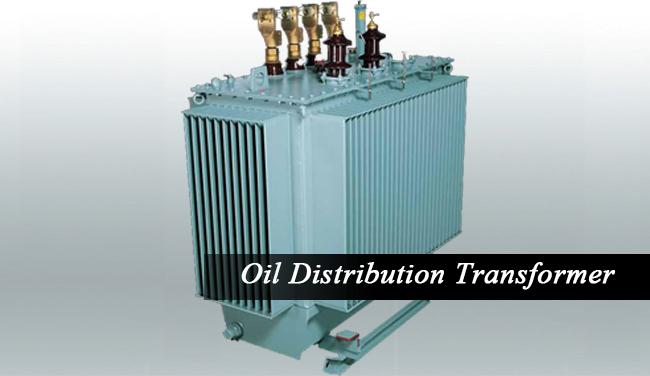 Cast Resin Transformer Power Transformer Oil Distribution Transformer